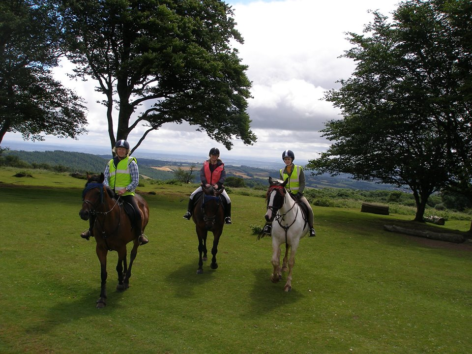Quantock Happy Hackers Riding Club